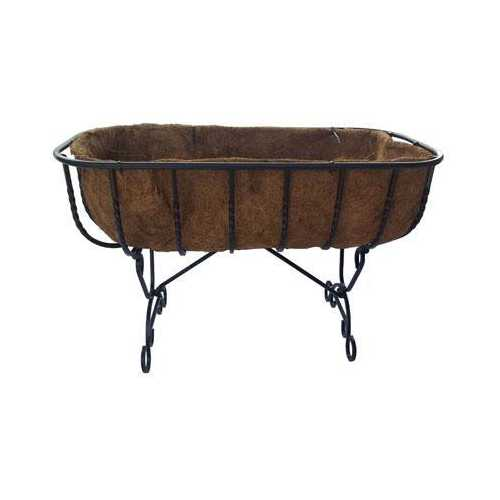 Blacksmith Cradle Planter
