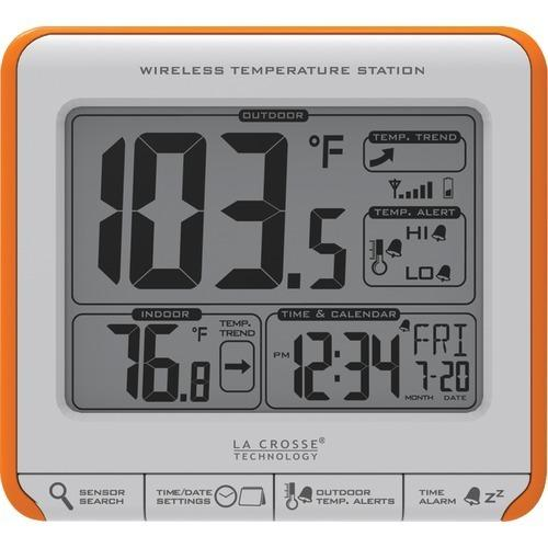 La Crosse Technology Wireless Weather Station (pack of 1 Ea)