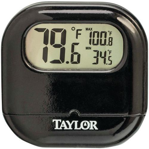 Taylor Indoor And Outdoor Digital Thermometer (pack of 1 Ea)