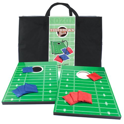 Touchdown Toss Cornhole Set