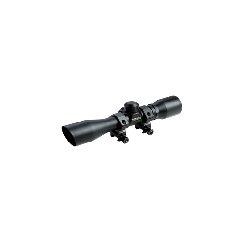 Crossbow 4x32mm Scope w/Rings Black