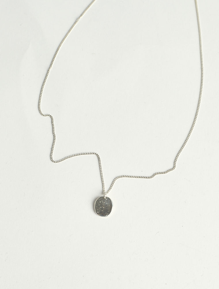 Pendanto Necklace - Sterling Silver