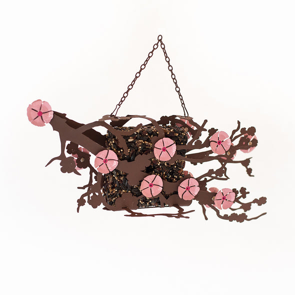 Cherry Blossom Bird Feeder