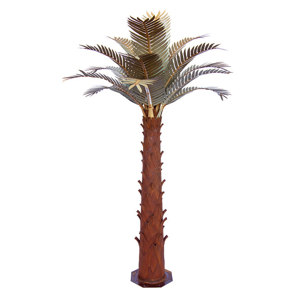Steel Palm Tree