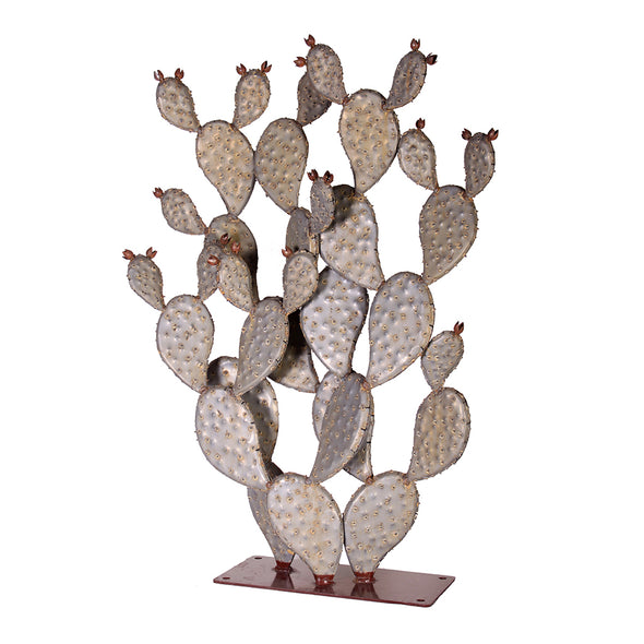 "Prickly Pear Sculpture (48"")"
