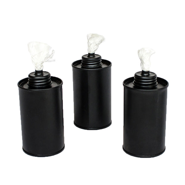 Torch Canisters | 3 Pack