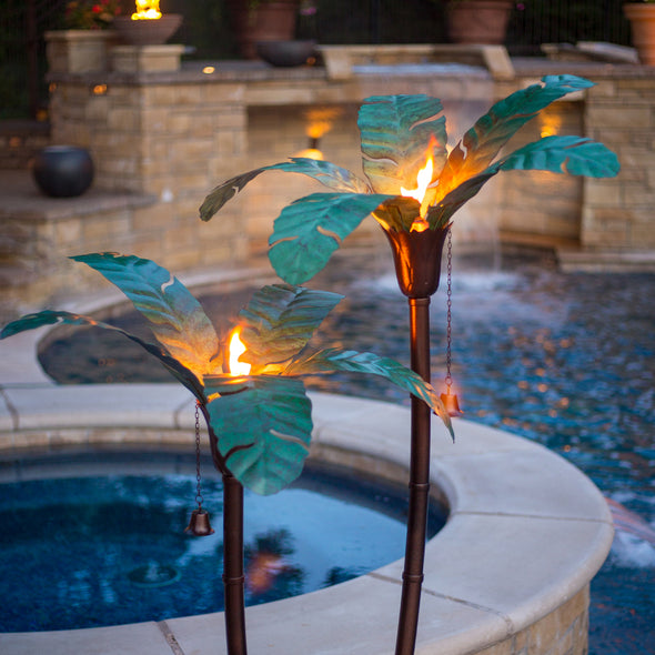 Asher Palm Torch