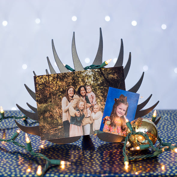 Gift Card with Magnetic Photo Stand
