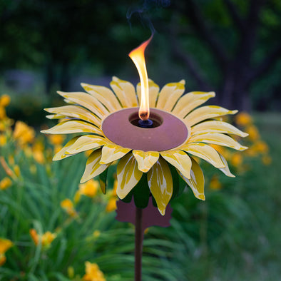 Sunflower Torch