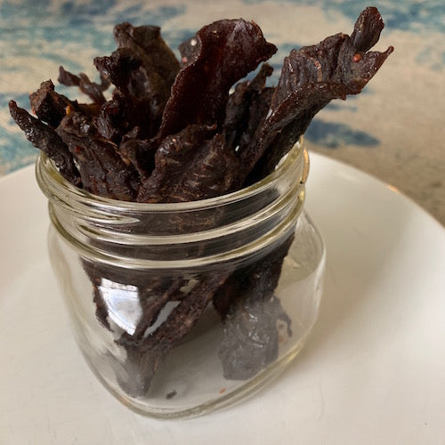 Jake's Ultra-Easy Oven Beef Jerky