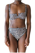 Load image into Gallery viewer, SARAH TOP // LEOPARD II - Shop Moonstone Swim