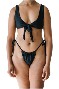 JOY BOTTOMS // BLACK - Shop Moonstone Swim