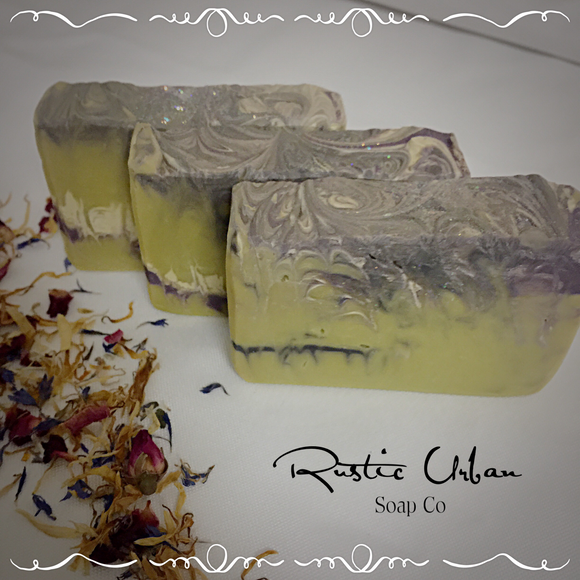 Berry Fizz - Rustic Urban Co Australian Made Natural Skincare and Handmade Soap