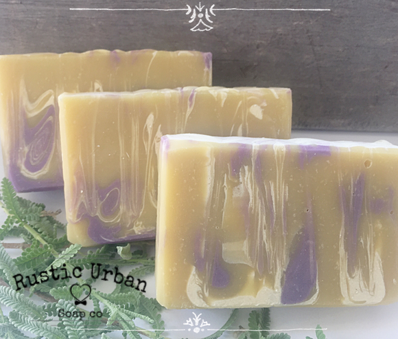 Lavender Fields - Rustic Urban Co Australian Made Natural Skincare and Handmade Soap