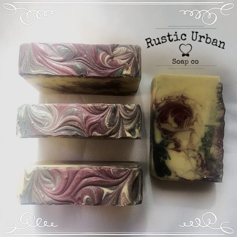 Black Raspberry (V, FO) - Rustic Urban Co Australian Made Natural Skincare and Handmade Soap