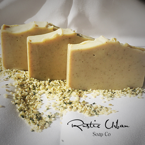 Purity: Hemp Milk Soap (V, US) - Rustic Urban Co Australian Made Natural Skincare and Handmade Soap
