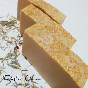 Naked: Olive oil & Goat milk (GM, US) - Rustic Urban Co Australian Made Natural Skincare and Handmade Soap