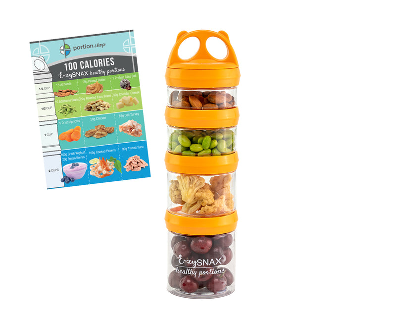 Summer Bundle E-zy Snax Orange