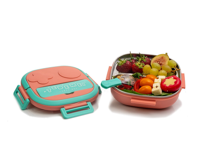 Homio Tedemei  lunch box stainless for school