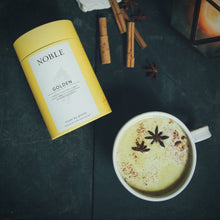 MADE BY NOBLE - GOLDEN TURMERIC LATTE
