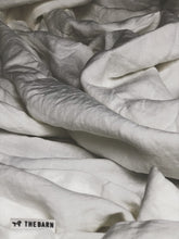 STONE WASHED LINEN BED SHEETS
