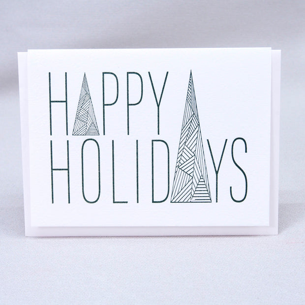 Holiday Card-Happy Holidays - Great Lakes Bath & Body
