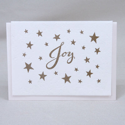 Holiday Card-Joy - Great Lakes Bath & Body