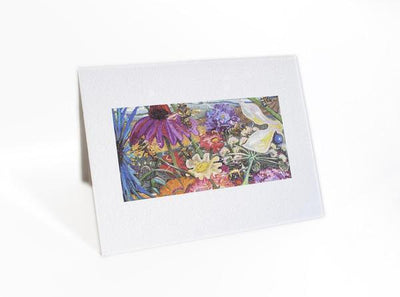 Citizen Artist Card-Lisa's Garden - Great Lakes Bath & Body