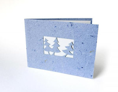 Holiday Card-We Three Trees - Great Lakes Bath & Body