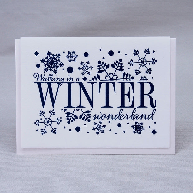 Holiday Card-Winter Wonderland - Great Lakes Bath & Body