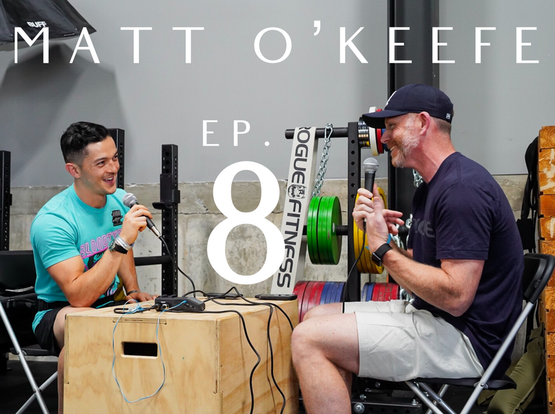 Episode 8: Matt O'Keefe