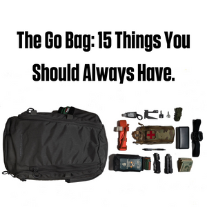 The Go Bag: 15 Things You Should Always Have