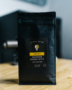 Focus Coffee w/Lion's Mane