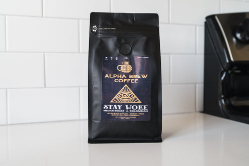 3-Pack Stay Woke Roast 12oz.