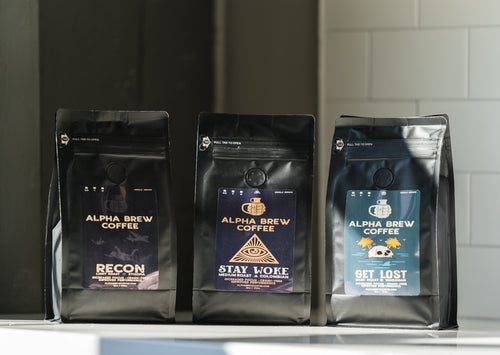 Savage Trio Coffee Pack