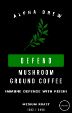 Defend Coffee with Reishi