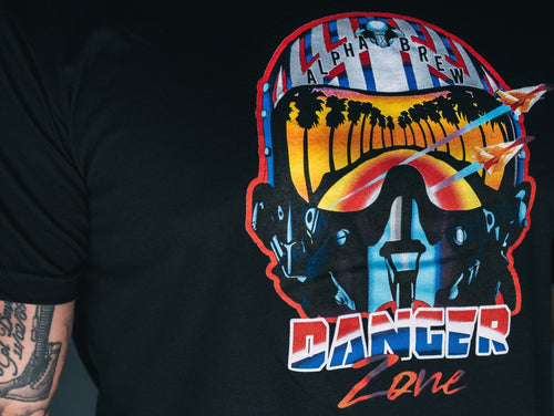 Danger Zone Limited T-Shirt