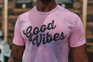 Good Vibes Hypercolor Shirts