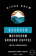 Recover Coffee with Cordyceps