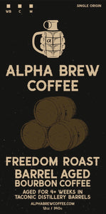 Freedom RoastBourbon Coffee