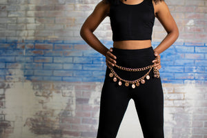 Wrapped All Up-Chain Belt