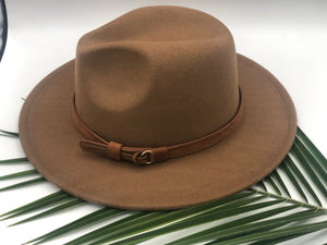 Who do you love?- Khaki Fedora