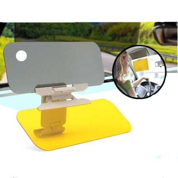 Anti-glare Car Visor Day/Night Protection