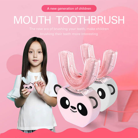 Kids Ultrasonic Toothbrush