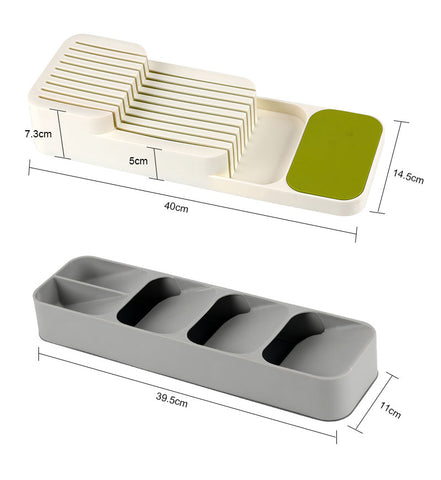 Compact Drawer Organiser & Cutlery Tray