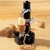 Electric Fruit and Vegetable Peeler