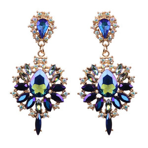 Colourful Drop Earrings