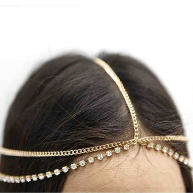 Multilayer Boho Headpiece