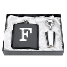 Load image into Gallery viewer, Personalized Engraved Mens Gift Box
