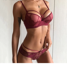 Load image into Gallery viewer, Narla Push up bra set
